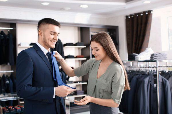 Venda em loja para fidelizar clientes