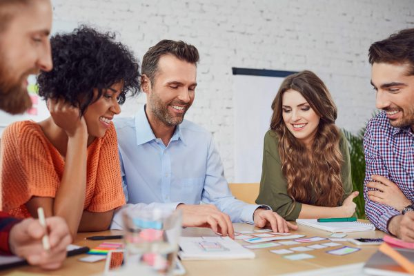 reunião de planejamento