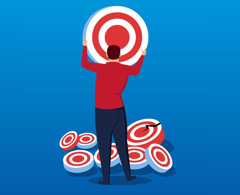 ilustração demonstrando marketing personalizado