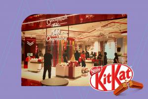 Flagship KitKat Chocolatory