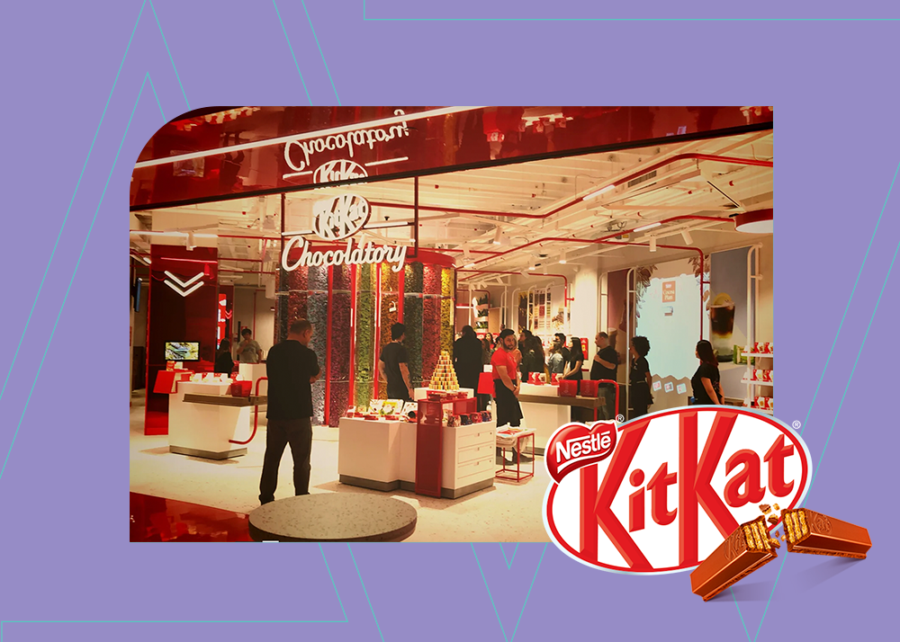 Flagship KitKat Chocolatory